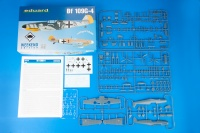 Messerschmitt Bf 109 G-4 - Weekend Edition - 1:48