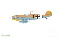 Messerschmitt Bf 109 G-4 - Weekend Edition - 1:48