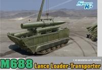 M688 Lance Loader Transporter - 1:35