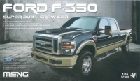 Ford F-350 - Super Duty Crew Cab - 1:35