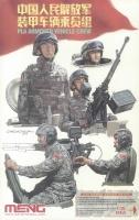 PLA Armored Vehicle Crew - 5 Figuren - 1:35