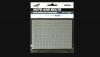 Nuts and Bolts for Vehicles and Dioramas - Set A - Large