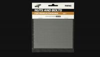 Nuts and Bolts for Vehicles and Dioramas - Muttern und Schrauben für Fahrzeuge und Dioramen - Set C