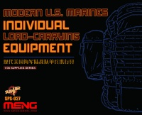 Modern US Marines Individual Load-Carrying Equipment - 1:35