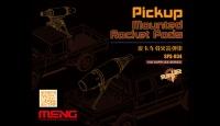 Pickup Mounted Rocket Pods - 1/35