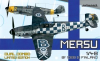 Mersu - Bf 109G in Finland - Dual Combo - Limited Edition - 1:48