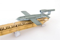 German V1 Missile with Launch Ramp - 1944 - Finished Model - 1/72