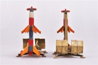 Rheintochter R1 Missile - 1+1 - 1946 - Fertigmodell - 1:72