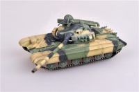 T-64A Soviet Army Main Battle Tank - 1980s - Finished Model - 1/72