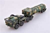 NATO M1014 MAN Tractor & BGM-109G - Ground Launched Cruise Missile - Finished Model - 1/72