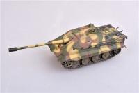 E-75 Jagdpanther mit 128mmm/L55 Geschütz - 1946 - Fertigmodell 1:72