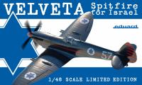 Velveta - Spitfire for Israel - Limited Edition - 1:48