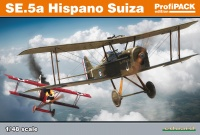 SE.5a Hispano Suiza - Profipack - 1:48