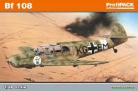 Messerschmitt Bf 108 - Taifun - Profipack - 1/48