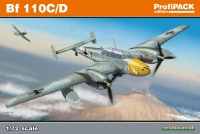 Messerschmitt Bf 110 C/D - 1/72