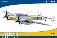 Messerschmitt Bf 110E - Weekend Edition - 1:72