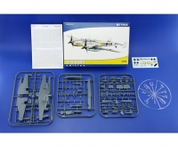 Messerschmitt Bf 110E - Weekend Edition - 1:72