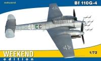 Messerschmitt Bf 110 G-4 - Weekend Edition - 1:72