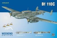 Messerschmitt Bf 110 C - Weekend Edition - 1:72