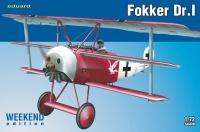 Fokker Dr. I - Weekend Edition - 1:72