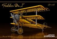 Fokker Dr. I - Stripdown - Limited Edition - 1:72