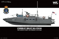 Sweden CB-90 FDST Assault Craft CB 90 - 1:35