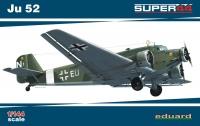 Junkers Ju 52 - Super 44 - 1/144