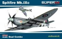 Supermarine Spitfire Mk. IXc - Super 44 - Dual Combo - 1/144
