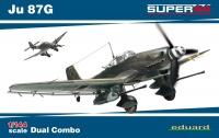 Junkers Ju 87G - Super 44 - Dual Combo - 1:144