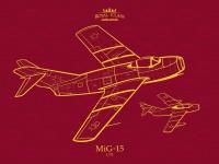 MiG 15 Quattro Combo - Royal Class - 1:72