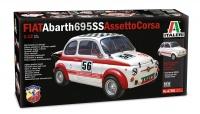 FIAT Abarth 695SS / Assetto Corsa - 1:12