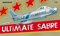 Ultimate Sabre - F-86 - Limited Edition - 1:48