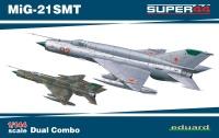 MiG 21 SMT - Dual Combo - Super 44 - 1/144