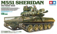 M551 Sheridan - Vietnam War - 1/35