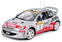 Peugeot 206 WRC 2001 - 1:24