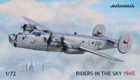 Riders in the Sky - 1945 - B-24 Liberator / Liberator Gr. Mk. VI / Gr. Mk. VIII - Limited Edition - 1/72