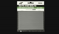 Nuts and Bolts for Vehicles and Dioramas - Set B - Small
