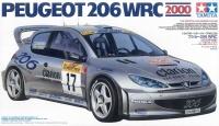 Peugeot 206 WRC 2000 - 1:24
