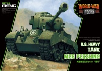 M26 Pershing - US Heavy Tank - World War Toons - 1/Egg