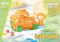 Panther - World War Toons Piky - 1/Egg
