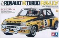 Renault 5 Turbo Rally - 1:24