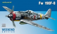 Focke Wulf Fw 190 F-8 - Weekend Edition - 1:72