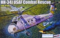 HH-34J USAF Combat Rescue - 1:48