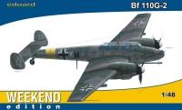 Messerschmitt Bf 110 G-2 - Weekend Edition - 1:48