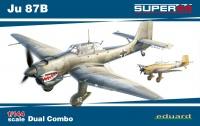 Junkers Ju 87 B2 - Super 44 - Dual Combo - 1/144