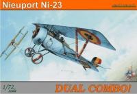 Nieuport Ni-23 - Dual Combo - 1:72