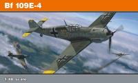 Messerschmitt BF 109 E-4 - Profipack - 1:48