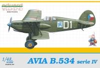 Avia B-534 IV serie - Weekend Edition - 1:48