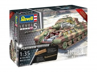 Tiger II Ausf. B - Full Interior - Platinum Edition - Limited Edition - 1:35