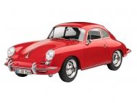 Porsche 356 B Coupe - easy-click system - 1:16